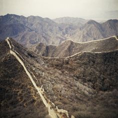 The Great Wall of China #china #wall #travel