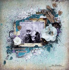 """Anna Solnyshkina: Layout """"mnie uszczęśliwia"""" + karty / UmWowStudio"""