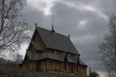 Norwegian Stave Churches: Reinli