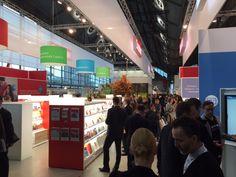 Feria del Libro de Frankfurt 2015 Frankfurt, Signs, Novelty Signs, Sign, Dishes