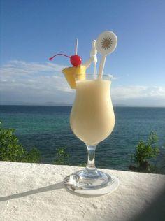 #Cocktail hour. Bacardi Island. #DominicanRepublic @ThomsonHolidays @BahiaPrincipe Cayo Levantado Salud!