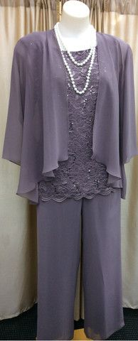Pant Suit 21 | Isabella Fashions | Mother of the bride dresses, plus sizes, and evening wear