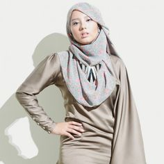 AZRAA Collection-->love the dress, the shawl