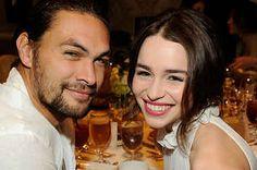 Jason Momoa Instagrammed The Cutest Message To Emilia Clarke