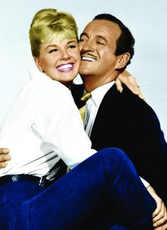 Doris Day photos, including production stills, premiere photos and other event photos, publicity photos, behind-the-scenes, and more.