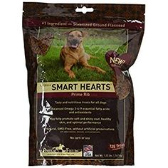 Omega Fields Balanced Soft Baked Flax Treats in Prime Rib Flavor for Dogs, lb ~~~ To check this awesome product by going to the link at the image. (This is an affiliate link and I receive a commission for the sales) Essential Fatty Acids, Prime Rib, Dog Snacks, Omega 3, Fields, Treats, Dogs, Biscuits, Image Link