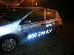 Oklejamy auta #B6  http://www.b-6.pl http://www.niestworzone.pl #reklama #słupca #września #konin #agencja
