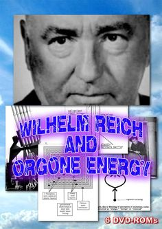 """The word """"orgone"""" was coined by psychologist Wilhelm Reich to describe the energy that gives us life. He said that orgone is what makes the sky blue. Inventor of the orgone accumulator, Reich was pers"""