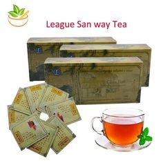 50 Teabags/2packs Energy Tonic Teabags Organic Herbal Tea Immune Support Slimming Body Promote Digestion Organic Matcha Green Tea, Organic Herbal Tea, Matcha Green Tea Powder, Green Powder, Japanese Matcha, Herbalism, Healing, Pure Products, Quotes