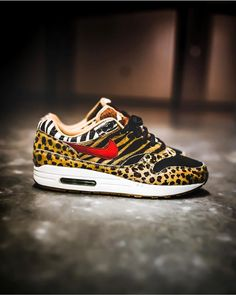 "wholesale dealer 38ae2 4544e Schuh Spanner on Instagram  ""Nike Air Max 1 ""Animal"" 📸 by  sneakyjeffn"