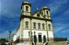 The Church of Nosso Senhor do Bonfim, 1998