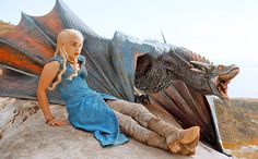 Game of Thrones ~ Mother of teenaged dragons :)