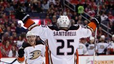 NHL playoff picture finalized after wins by Ducks Flyers