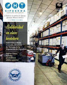 Revista trimestral de AEHG -GEO  Invierno 2016 Revista profesional del sector. Enero de 2016