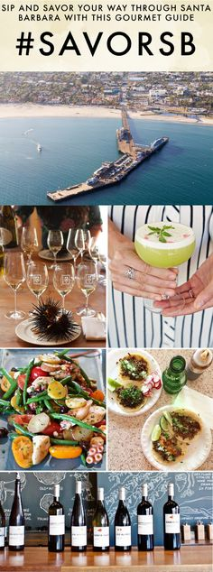 This 3-day itinerary will introduce you to some of the best edible experiences Santa Barbara has to offer. From farmers markets to fine dining, savor Santa Barbara with this ultimate gastronomic guide, and follow the itineraries blazed by food bloggers @marlameridith and @aidamollenkamp #SavorSB
