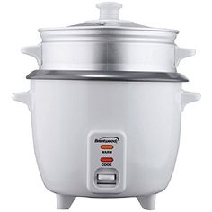 Brentwood TS380S 10Cup Rice Cooker with Steamer ** Read more at the image link. (This is an affiliate link) #RiceCookers