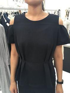 Emin & Paul Black Cold Shoulder Top with Tie Waist https://www.melaniepress.net/collections/tops-shirts/products/emin-paul-black-cold-shoulder-top-with-tie-waist