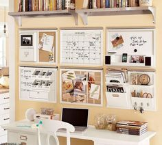 Рабочее место дома – Полезные советы
