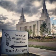 A Mormon teen shares some of her experiences helping with the Kansas City Temple open house and preparing for the temple's dedication