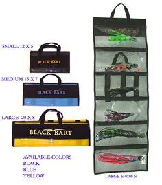BLACK BART LURE BAGS
