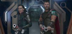 Marvel acaba de lanzar un nuevo trailer de la próxima 'Thor' de la película y se ve impresionante