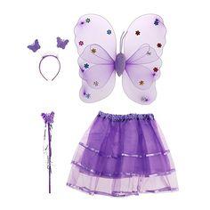 Little Girl Toys, Toys For Girls, Girls Fashion Clothes, Girl Fashion, Fairy Princess Costume, Belle Costume, Tutu Rock, Costume Birthday Parties, Unicorn Fashion