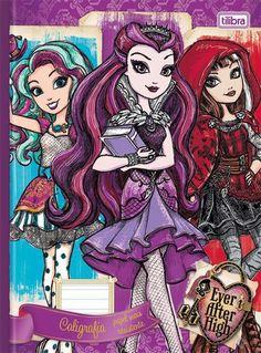 RebelMadeline Hatter, Raven Queen, Cerise Hood