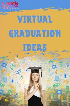 Virtual graduation ideas to celebrate the class of 2020. Virtual graduation celebrations are so important right now, graduating is a time of recognition for all the hard work you've put into studying. It's an important tradition that most of us love to share with our closest friends or family. Sharing you on this pin ways to celebrate your virtual graduation with your loved ones! #virtualgraduation #graduation #graduationcelebration #virtual Graduation Celebration, Graduation Ideas, Easy Fall Crafts, Balloon Backdrop, Diy Banner, Fun Signs, Colourful Balloons, Class Of 2020, Grad Parties