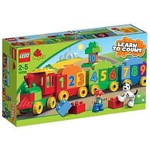 "Lego Duplo - Le train des chiffres - 10558 - Lego - Toys""R""Us"