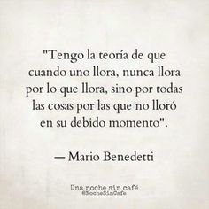 Mario Benedetti -- Everything we are afraid of has already happened Book Quotes, Words Quotes, Me Quotes, Sayings, Strong Quotes, Attitude Quotes, More Than Words, Some Words, Frases Tumblr