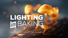 Lighting and Baking Workflow: Blender Tutorial
