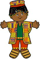 MakingFriends Kwanzaa Paper Doll Friends Terrific for Kwanzaa! Print our clothes made from Kente cloth or design your own textile patterns. Around The World Theme, Celebration Around The World, Holidays Around The World, Kwanzaa, Preschool Crafts, Preschool Activities, Crafts For Kids, Clothing Themes, World Crafts