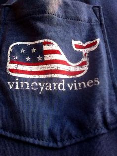 Check -- Vineyard Vines Pocket tee