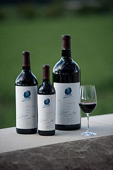 Opus One 2008. Aromas of rose petals, cassis and black cherry in the 2008 combine with notes of marzipan and sandalwood. A satin texture enrobes the wine's smooth, round tannins, its bright acidity supporting a juicy and elegant mouthfeel. This precocious and remarkable wine offers a long finish, with traces of clove and dark chocolate.