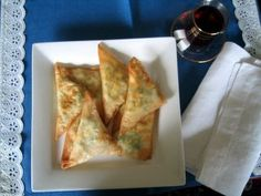 Another favorite from Turkey. Plus, I love how versatile the recipes for Borek are.