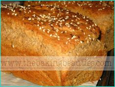 Gluten-Free Whole Grain Sandwich Bread - The Baking Beauties | Gluten-Free Recipes