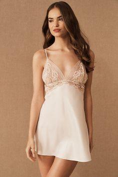 Wedding Night Lingerie, Wedding Lingerie, Wedding Underwear, Bridal Boudoir, Lingerie Outfits, Lingerie Dress, Lingerie Styles, Chemise Dress, Sheer Lingerie