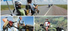 Une excursion 100% vélos solaires qui relie Milan à Astana en 80 jours? C'est le pari fou du Sun Trip! Départ prévu le 6 juin 2015