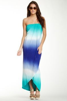 Brooklyn Ombre Maxi Dress