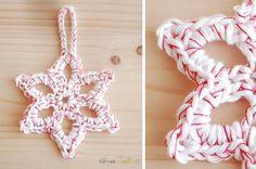Bees and Appletrees (BLOG): eenvoudige ster haken - easy crochet star