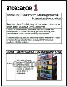 Great new teacher evaluation tool for you!