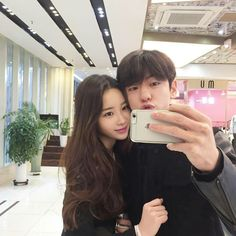 you're practically married Girl Couple, Sweet Couple, Ulzzang Couple, Ulzzang Girl, Cute Couples Goals, Couple Goals, Cute Korean, Korean Girl, Cute Couple Pictures