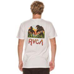 RVCA Tropic Sunset S/S tee
