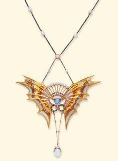 art-nouveau-necklace-by-georges-fouquet.jpg 660×900 pixels