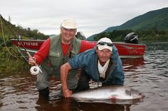 salmon fishing  OUTDOORSMAN.com