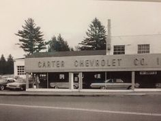 Good Carter Chevrolet, Main Street