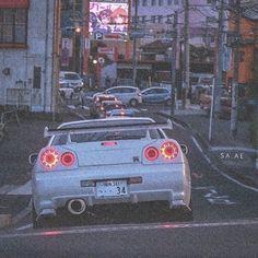 Nissan Gtr R34, R34 Gtr, Classy Cars, Sexy Cars, Skyline Gtr R34, Nissan Skyline, Best Jdm Cars, Jdm Wallpaper, Street Racing Cars