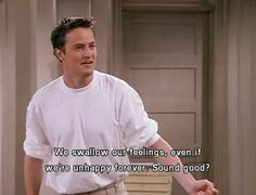 Chandler Bing - Friends.