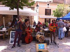 Markt Pollensa Majorca