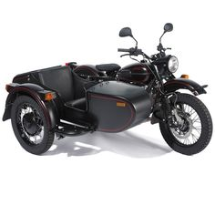 """The Allied Victory Sidecar Motorcycle - You probably watched """"Hogan's Heroes"""" as a kid. ."""